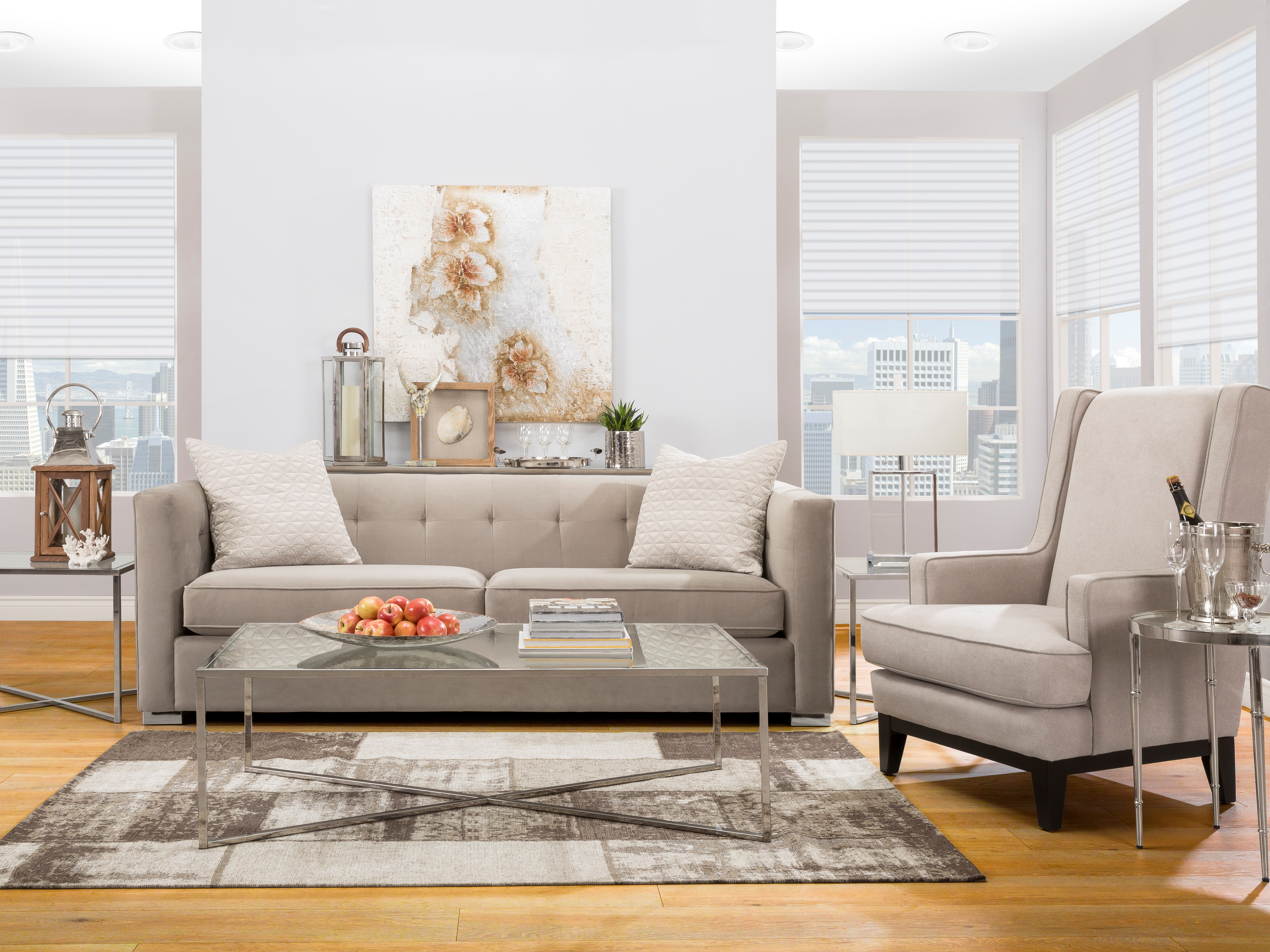 Anna\'s Interiors - Living Room